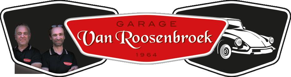 Garage Van Roosenbroek Logo