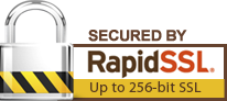 Secured By RapidSSL® and SSL by LoccoPalace